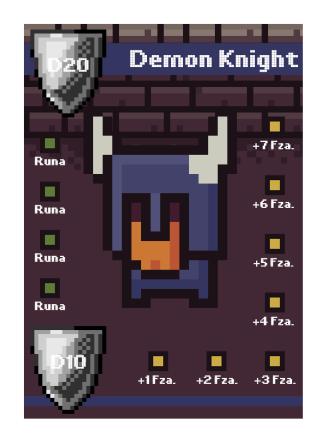 1 Demon Knight